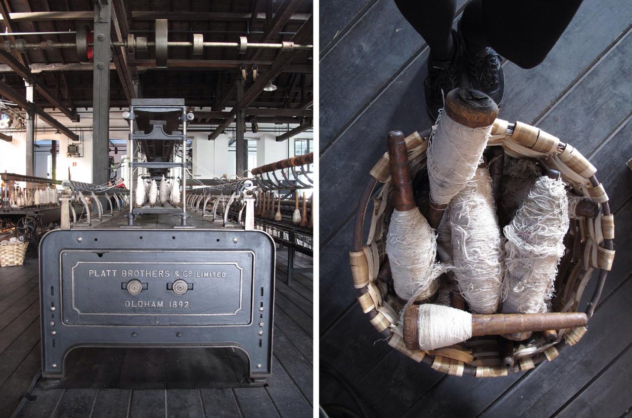 museo la encartada boinas_fabrica_patrimonio industrial_exposicion_mecanizado_hilado