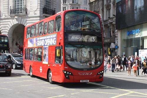 London Soverign VH6 BD13OHZ