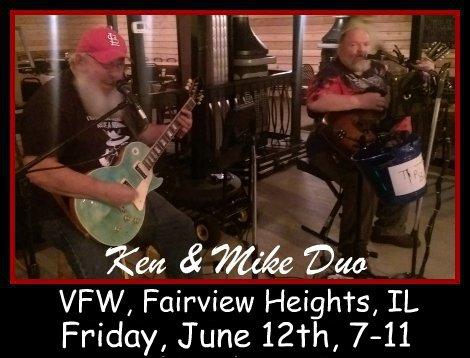 Ken & Mike Duo 6-12-15