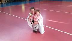 Kesl_Cup 2015 Monika a Kačka