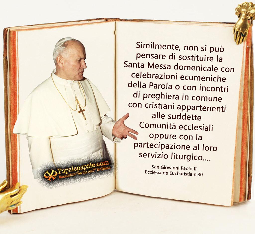 Auguri Matrimonio Nella Bibbia : Frasi auguri matrimonio papa giovanni paolo ii rome prima