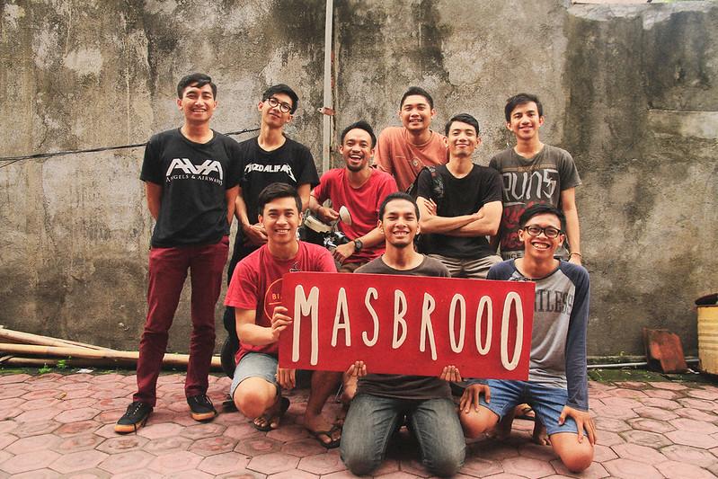 Masbrooo, 2015