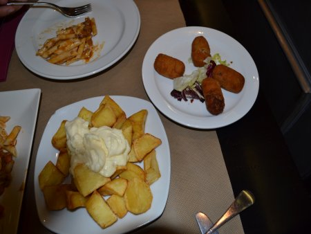 Recomandari culinare in  Barcelona tapas 2