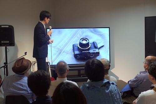 Mr. Yukio Uchida Talk on FUJIFILM X-T10