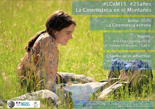 #25años #LCeM15 La cinemateca estrena