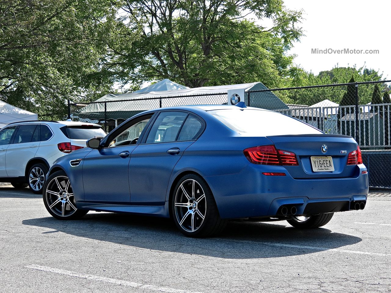 BMW M5 F10 Review 5