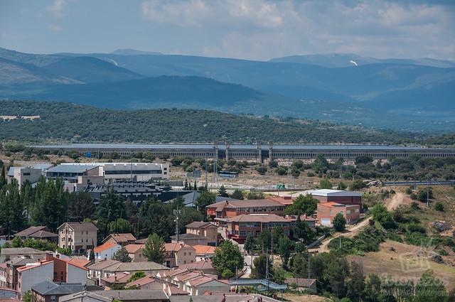 Vistas de Buitrago de Lozoya