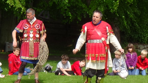 Chesters Roman Fort May 15 (40)