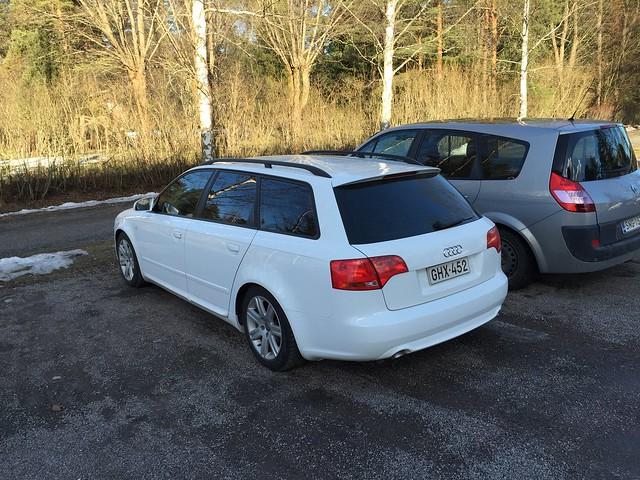 Zoml: Audi A4 B7 Avant //Mätäs Crew 17242836228_ce239aae96_z