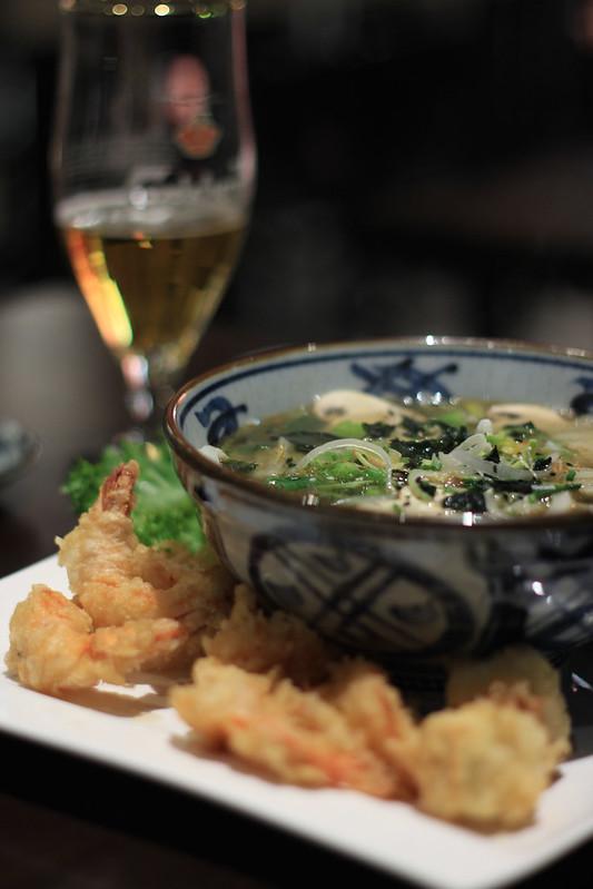 Soup @ Tezukuri sushi