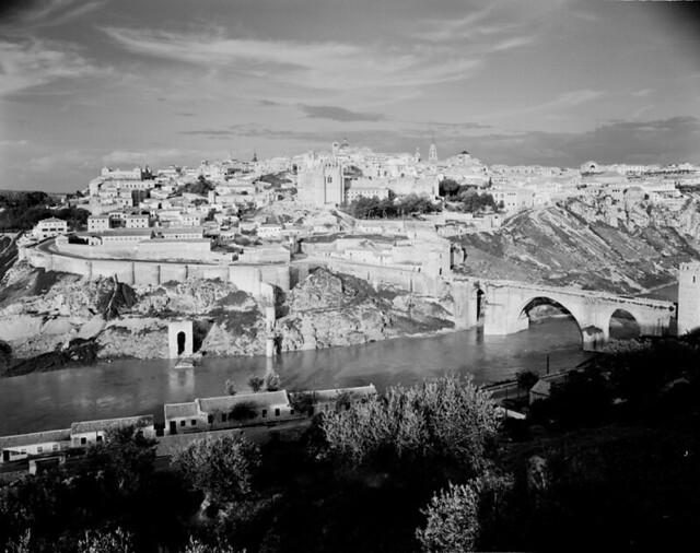 Toledo fotografiado por Evelyn Hofer en los años 50 © Evelyn Hofer