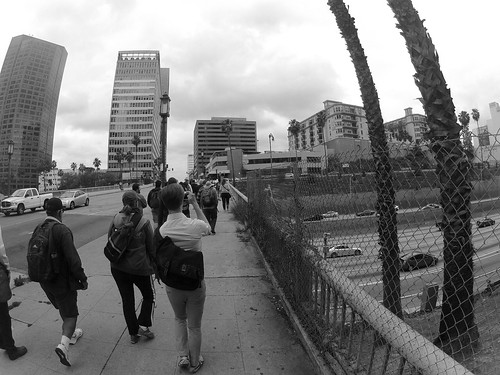 09.43.50 Walk On Wilshire
