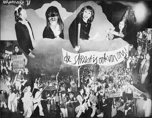 1978 Heksennacht Nijmegen