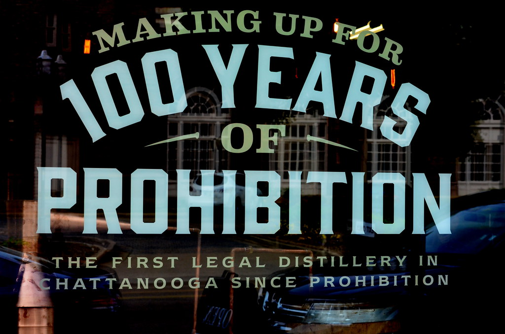 Making Up For 100 Years of Prohibition