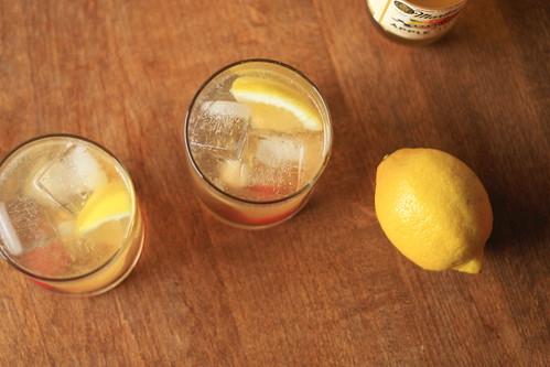 Amaretto Bourbon Punch 01