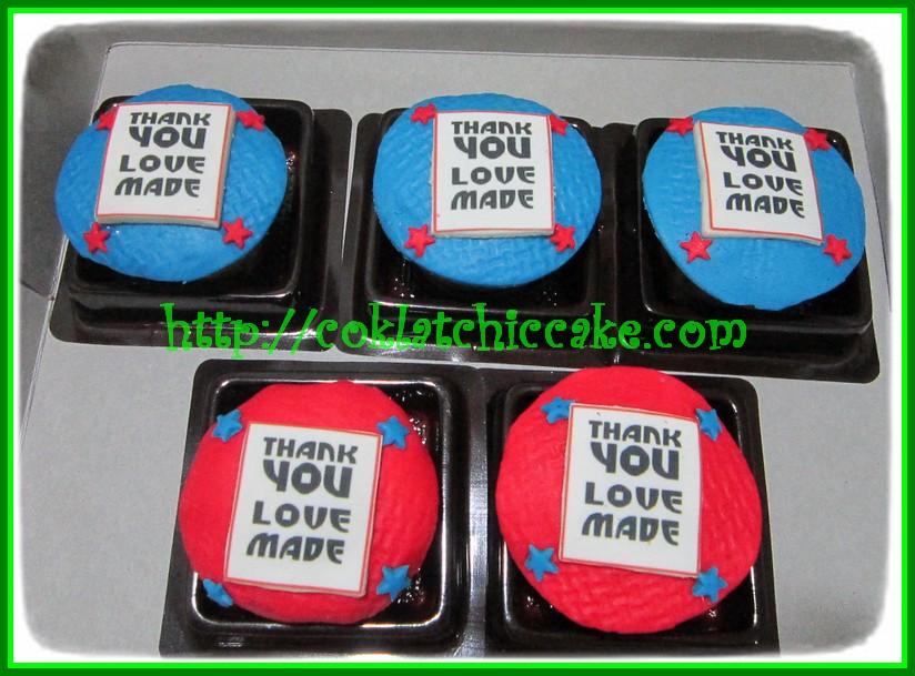 MInicupcake edible image