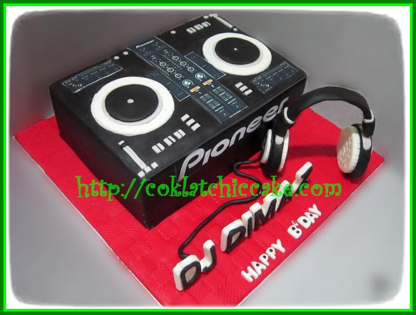 Cake DJ