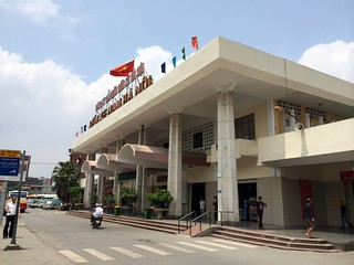 Giap Bat Bus Terminal