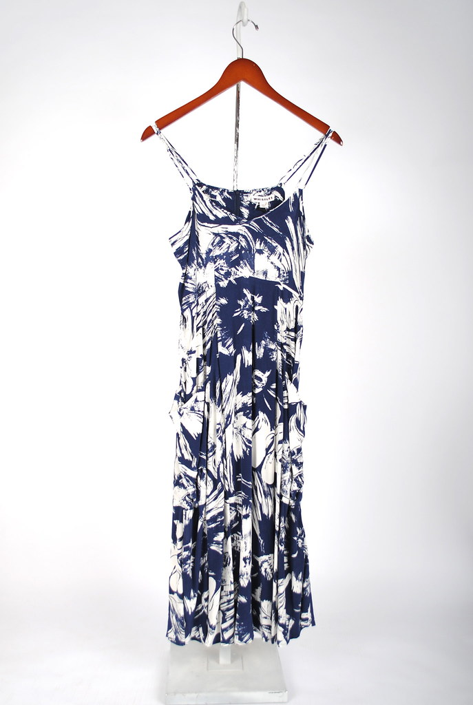 Bloomsbury Print Bianca Dress