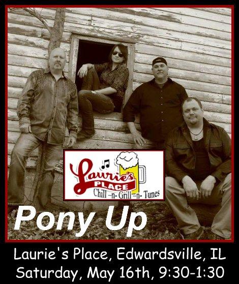 Pony Up 5-16-15