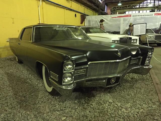 Cadillac Coupe de Ville 1970