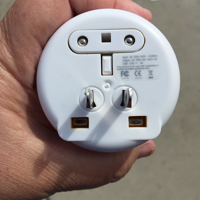 Different Plug Adapters