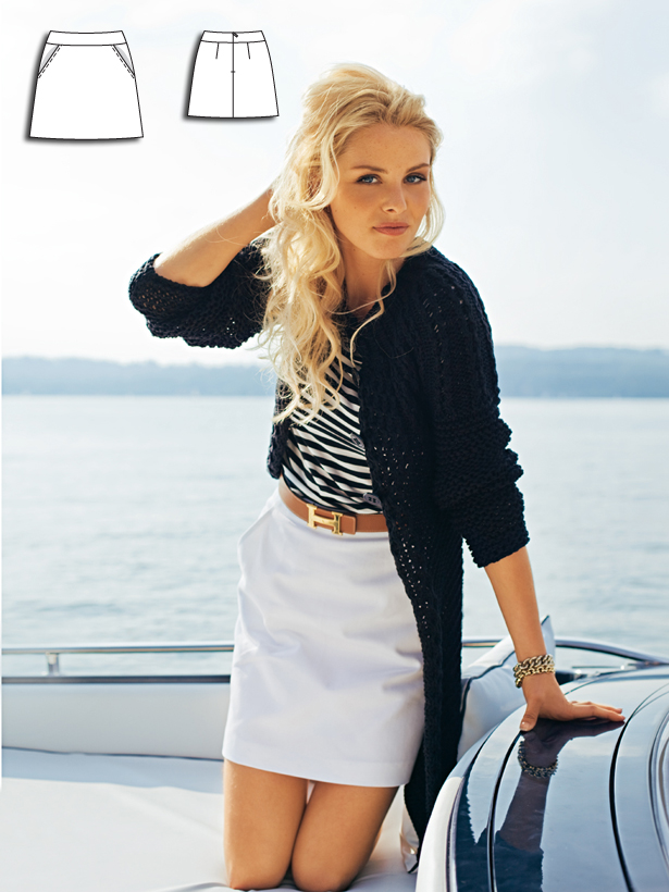 104A Skirt - ON SITE