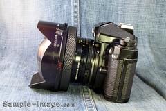 Nikon 15mm f/5.6