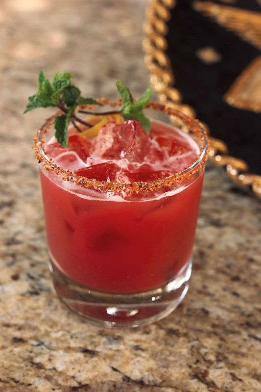 Spiced Hibiscus Rum Cooler and the Islands of Loreto ...