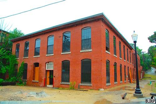 RiverBend Mill Exterior