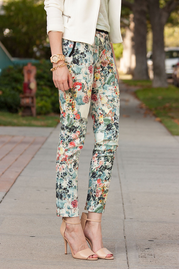 Floral Pants, Jord Watch
