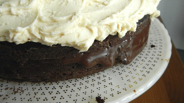 Guinness Chocolate Cake 40