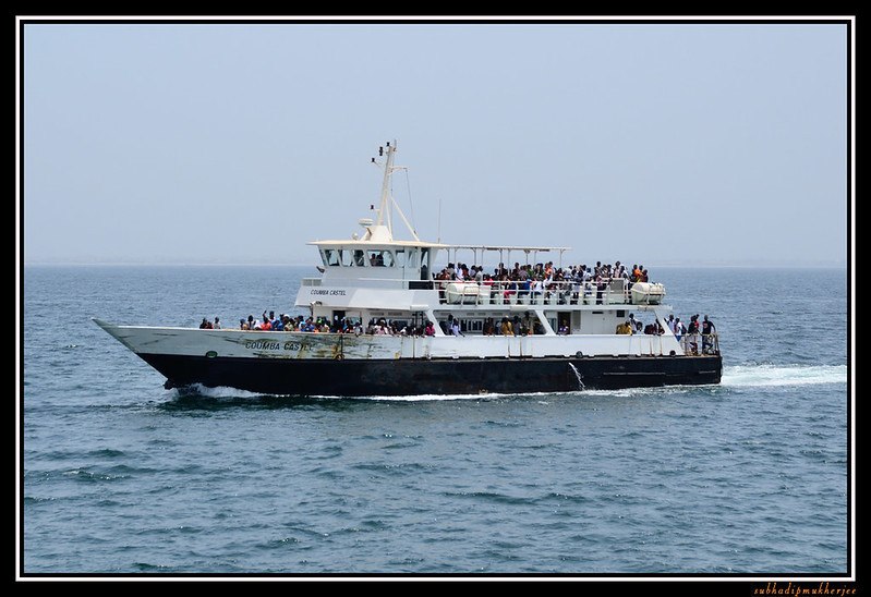 Goree Island - Ferry Service