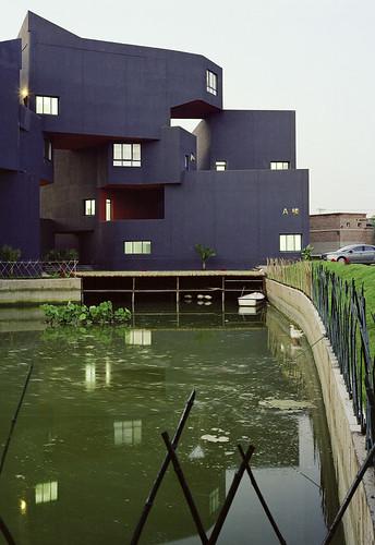 徐甜甜 DnA 建築師事務所 - 宋莊藝術家住宅兼工作室