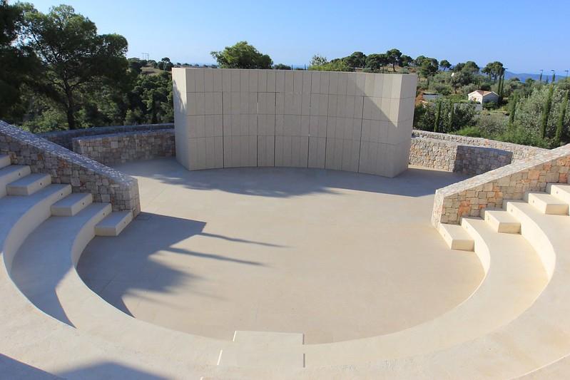 Amanzoe Amphitheatre