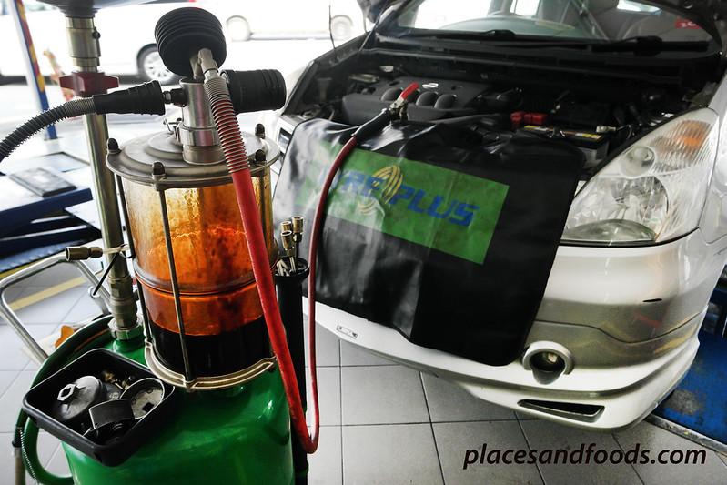 michelin tyreplus service car