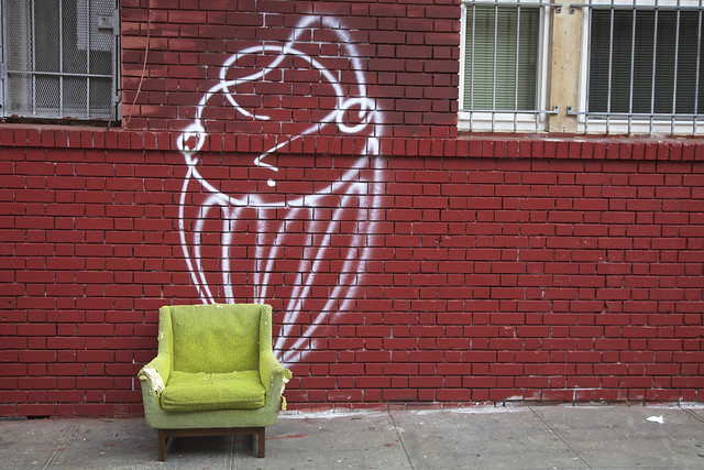 Chair of the Laughing Squid