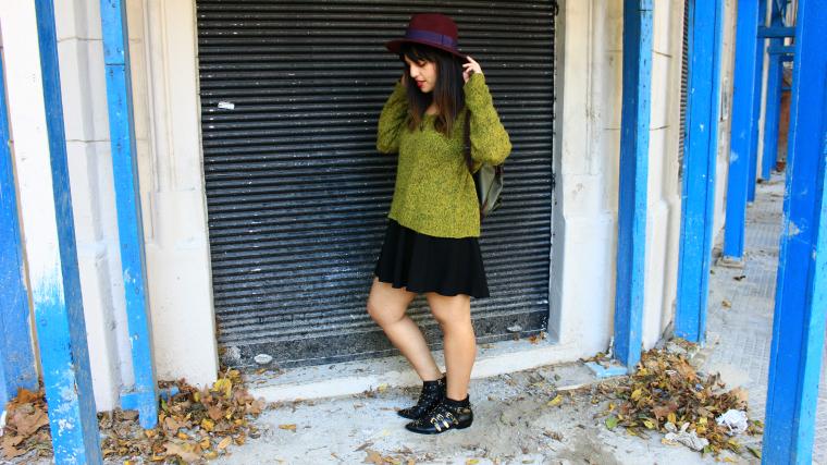 green wool 11