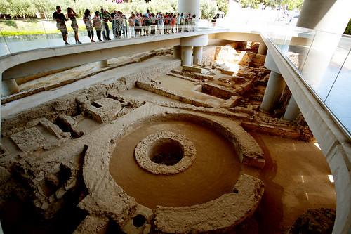 Museo dell'Acropoli: nuovi ritrovamenti