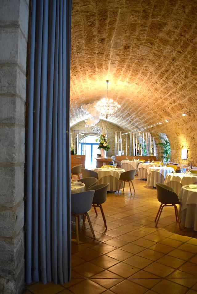 Dinner at Hostellerie de L'Imaginaire | www.rachelphipps.com @rachelphipps