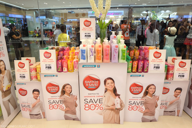 WATSONS SWITCH AND SAVE