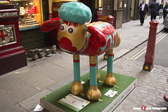 SHANGHAI SHAUN No.41 - Shaun The Sheep - Shaun in the City - London - 150512 - Steven Gray - IMG_0581