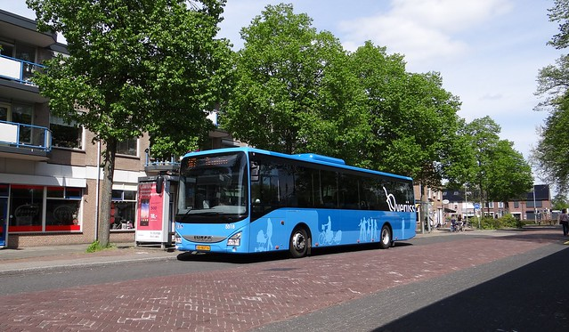 Harderwijk, Crossway 5518 iveco