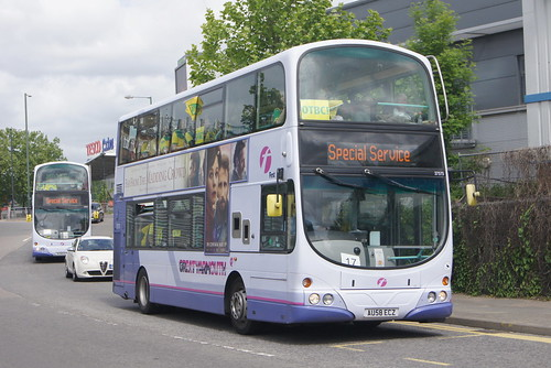 First Eastern Counties 37575 AU58 ECZ (c) David Bell