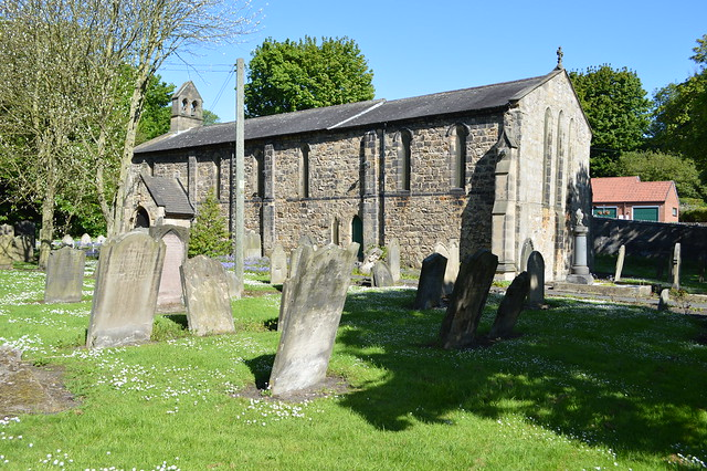 St Andrew's church, Dalton-le-Dale