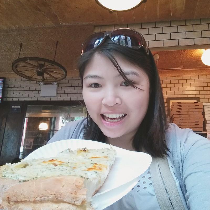 Adelina and pizza NYC | packmeto.com