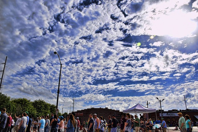 Hopjam Skywatch before