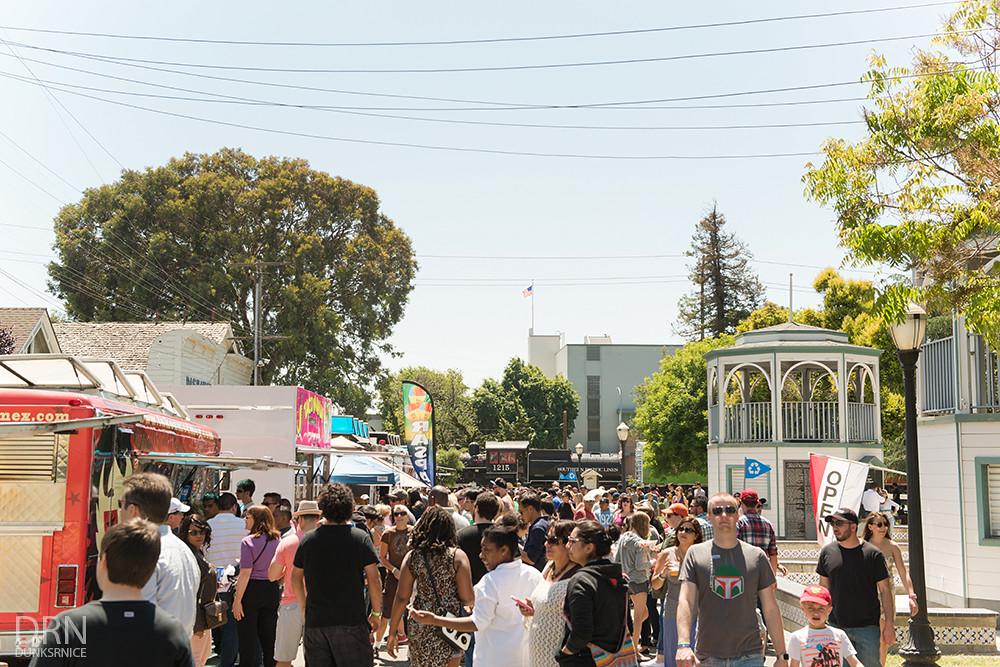 San Jose Taco Festival - 2015.