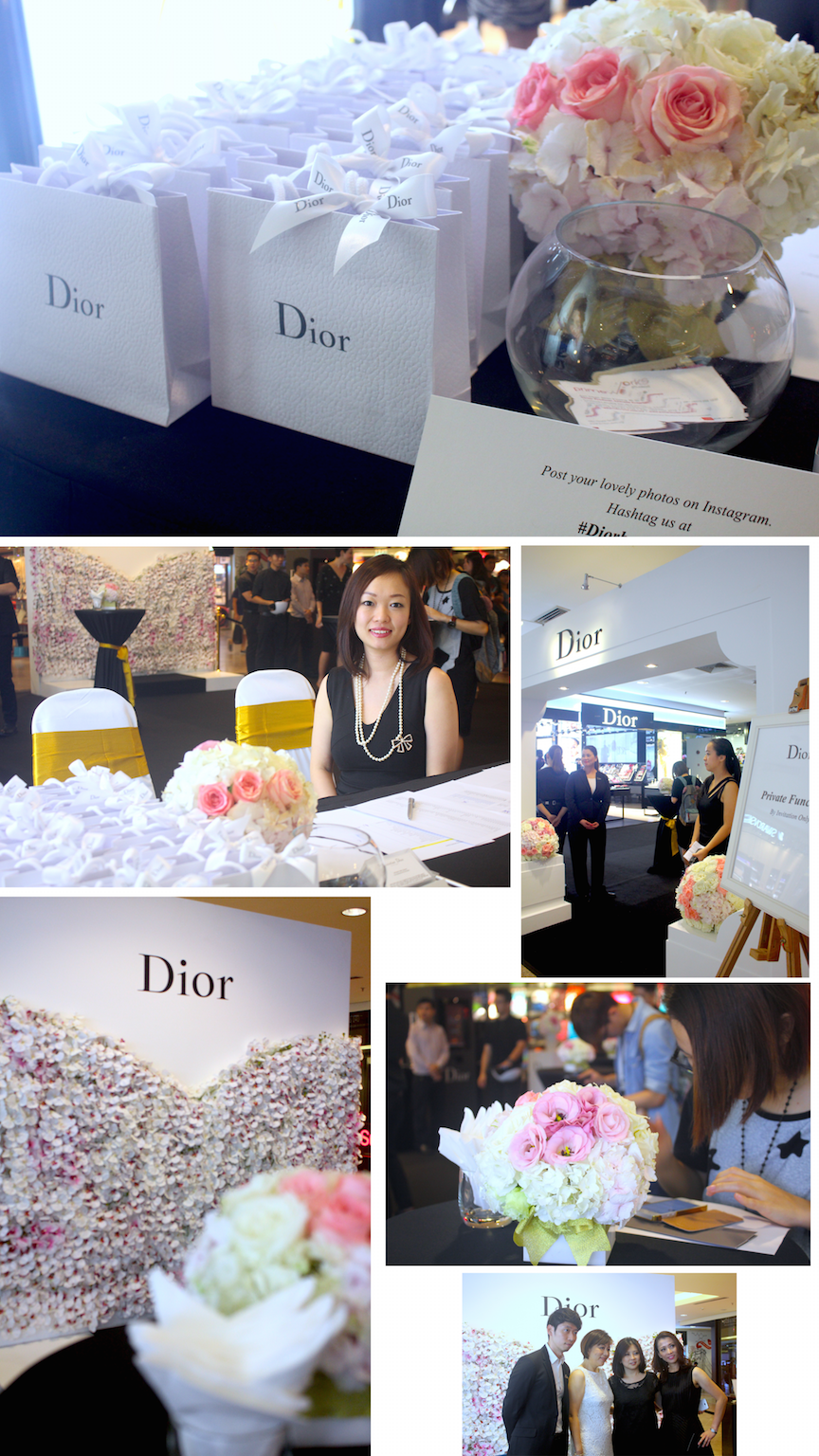 Dior MV party collage01