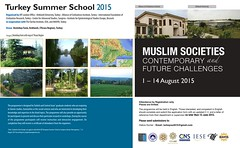 turkey summer school 2015